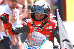 Race winner Jorge Lorenzo, Ducati Team