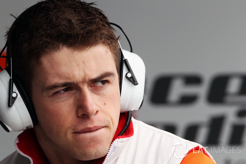 Другим новичком Ф1 стал чемпион DTM Пол ди Реста. Место в Force India ему уступил Витантонио Льюицци