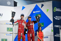 Podium GTE Pro: third place James Calado, Alessandro Pier Guidi, AF Corse