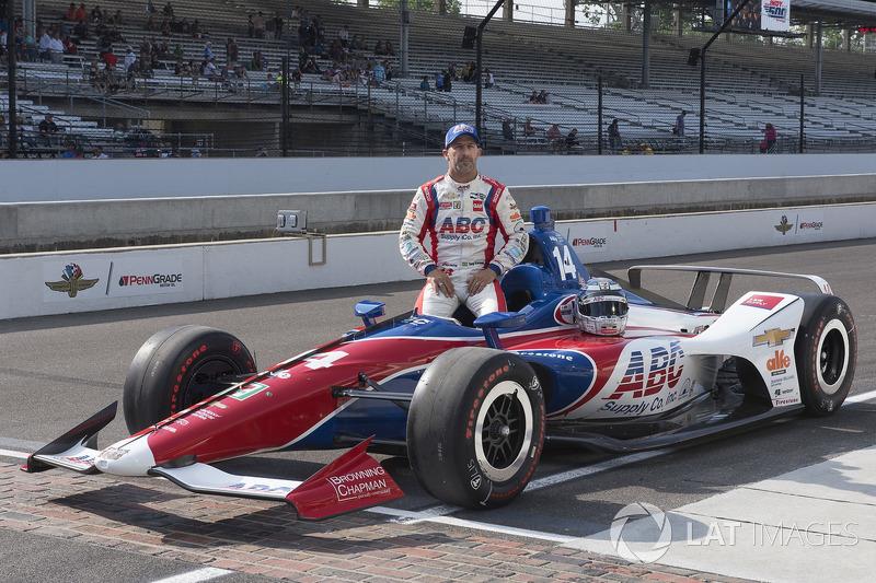 10. Tony Kanaan, A.J. Foyt Racing, Chevrolet
