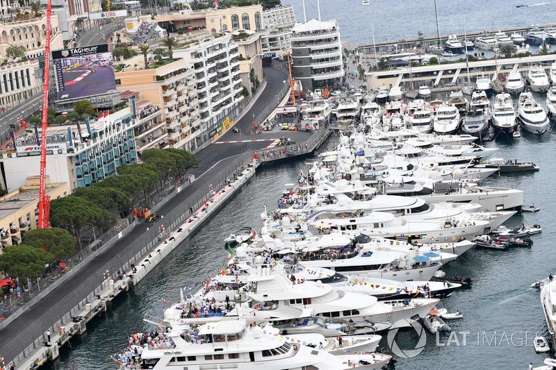 Geen rijkeluiszoontje uit Monaco