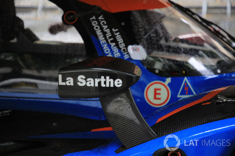 #39 Graff Racing S24 Oreca 07 Gibson