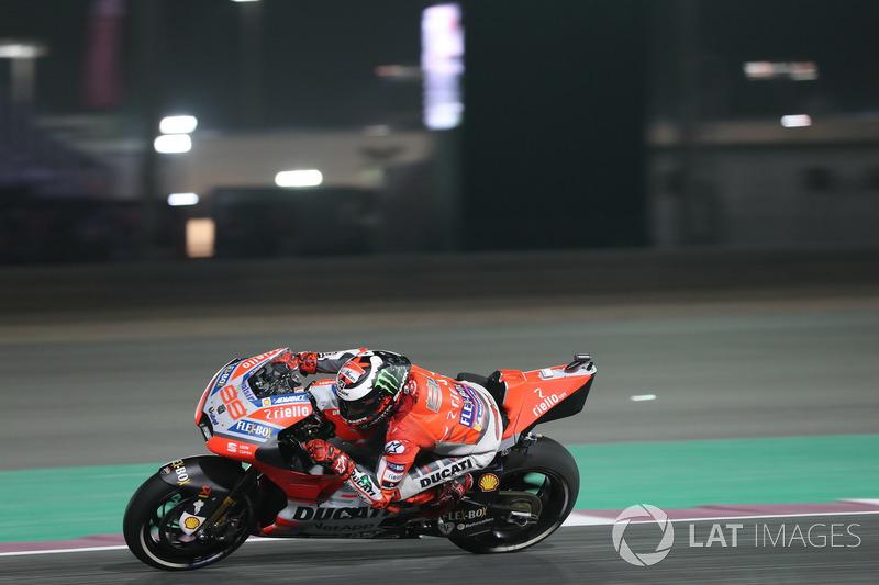 9. Jorge Lorenzo, Ducati Team