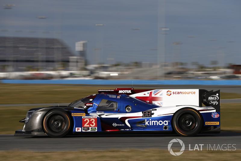 36º #23 United Autosports Ligier: Lando Norris (LMP2)