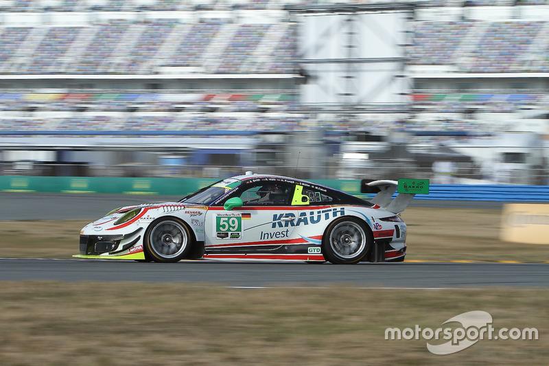 40.- #59 Manthey Racing Porsche 911 GT3 R, GTD: Steve Smith, Harald Proczyk, Sven Muller, Matteo Cairoli, Randy Walls