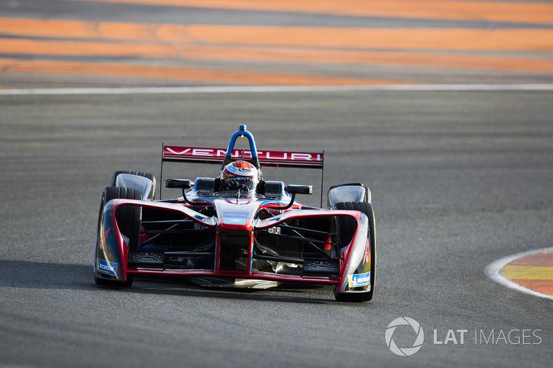 Джеймс Росситер, Venturi Formula E Team
