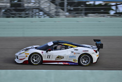#11 Wide World of Cars Ferrari 488 Challenge: Peter Ludwig