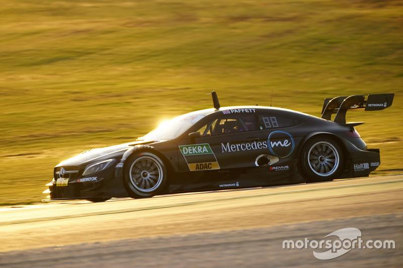 Gary Paffett, Team HWA AG, Mercedes-AMG C 63 DTM