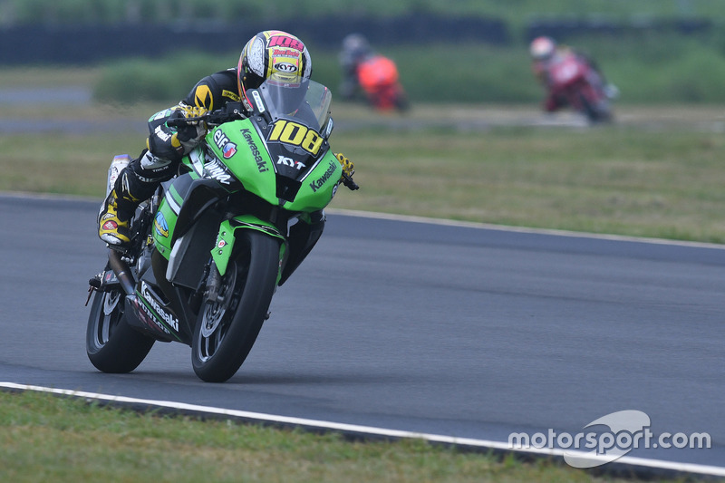 AP250: Andy Muhammad Fadly, Manual Tech KYT Kawasaki Racing