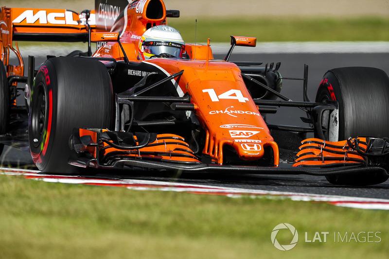 11. Фернандо Алонсо, McLaren