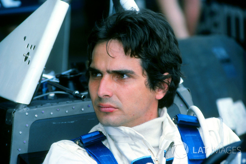 7 - Nelson Piquet (17 tracks)