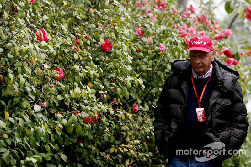 Niki Lauda, Presidente Non-Esecutivo, Mercedes AMG