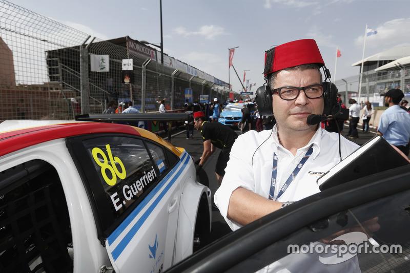 Teammitglied: Campos Racing
