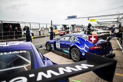 Emil Frey Jaguar Racing, Silverstone, BES