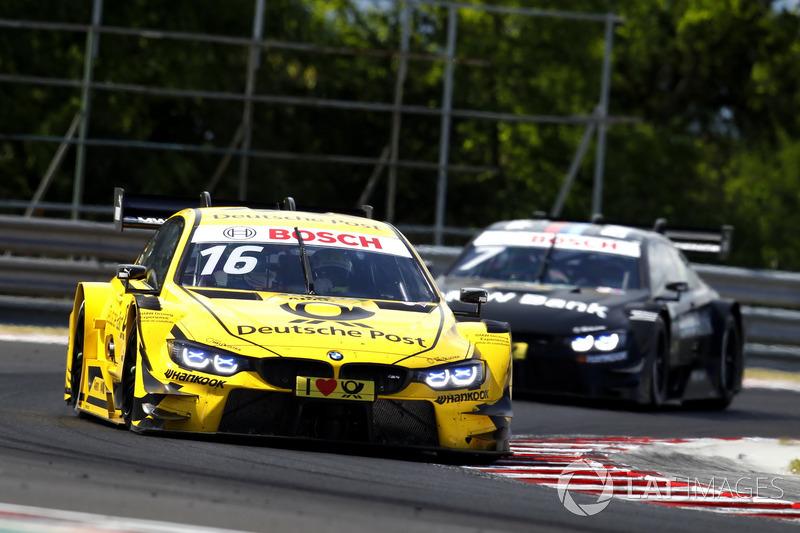 Тімо Глок, BMW Team RMG, BMW M4 DTM