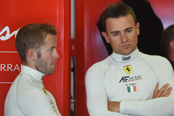 Sam Bird, Davide Rigon, AF Corse