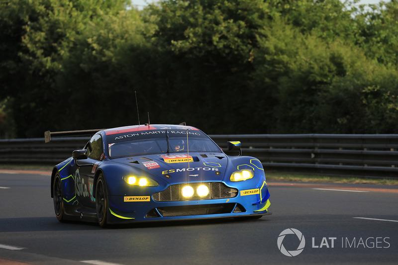 2. LMGTE-Am: #90 TF Sport, Aston Martin Vantage GTE