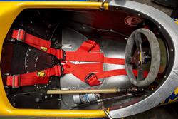 Benetton B191, cockpit