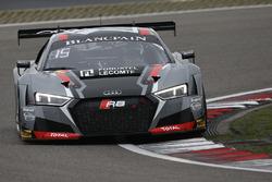 #1 Belgian Audi Club Team WRT Audi R8 LMS: Enzo Ide, Frederic Vervisch