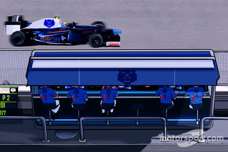 Screenshot: Motorsport Master