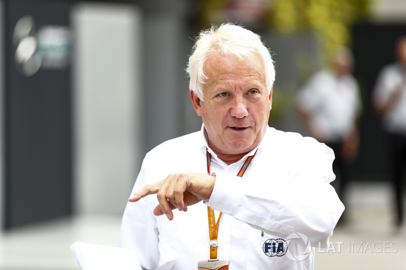 Charlie Whiting, FIA