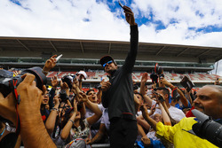 Fernando Alonso, McLaren, his fans