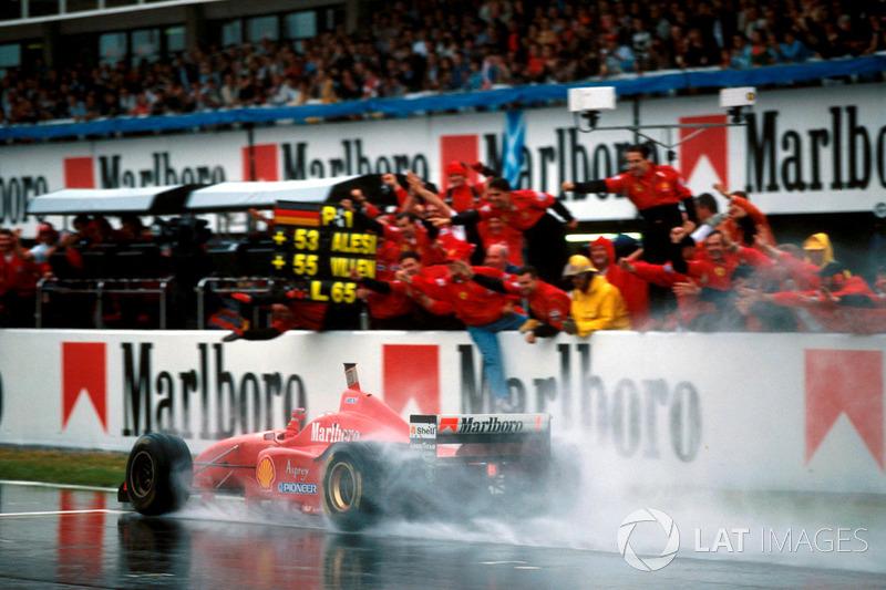 1996 İspanya GP