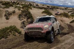 #325 X-Raid Team Mini: Stephan Schott, Paulo Fiúza