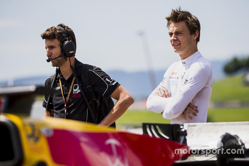 Луи Делетраз, Racing Engineering
