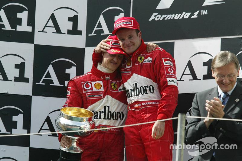 Ferrari - 2002 (GP Austria)