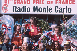 Podium: 1. Niki Lauda, Ferrari; 2. James Hunt, Hesketh Ford; 3. Jochen Mass, McLaren Ford