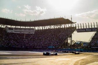 Antonio Felix da Costa, BMW I Andretti Motorsports, BMW iFE.18 chases down the leaders