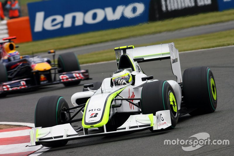 Rubens Barrichello, Brawn