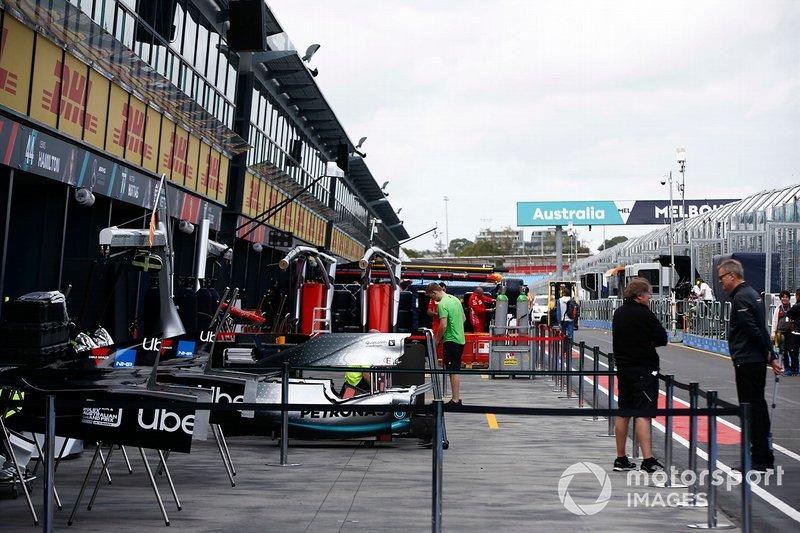 Garage Mercedes