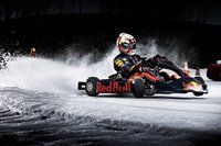 Red Bull Ice Karting