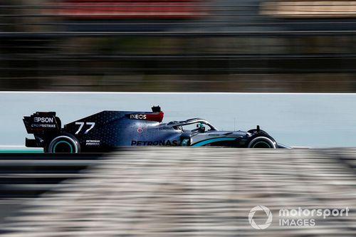 Liveblog F1-test Barcelona week 2 - Donderdag