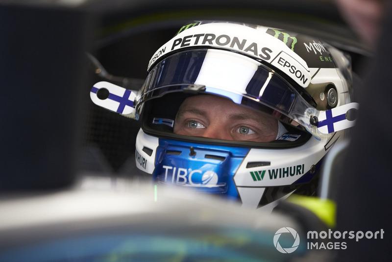 8. Valtteri Bottas, Mercedes (38 poin)