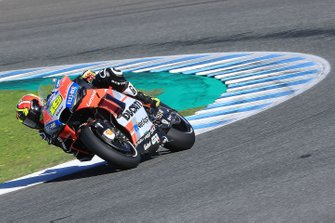 Alvaro Bautista, Ducati Test Team