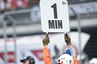 Le panneau 1 minute