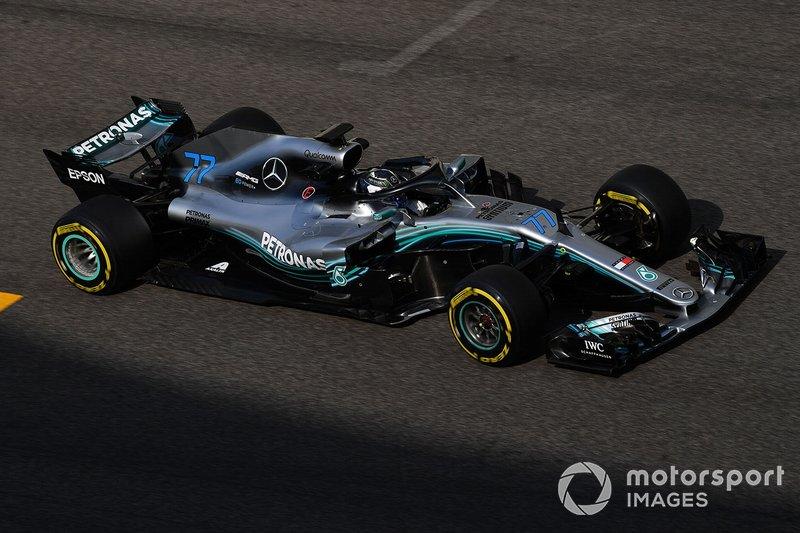 2018. Mercedes F1 W09 EQ Power+