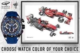 Giorgio Piola timepiece promotion