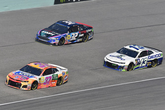 Chris Buescher, JTG Daugherty Racing, Chevrolet Camaro Scott Comfort Plus