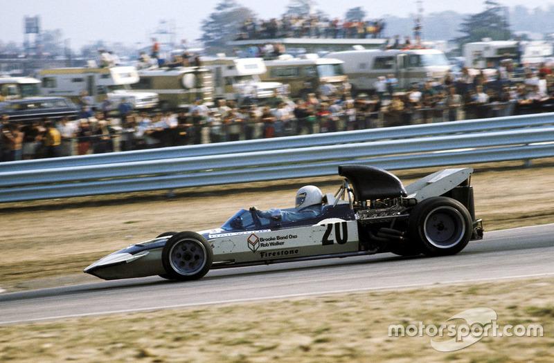 Майк Хейлвуд, Surtees TS9