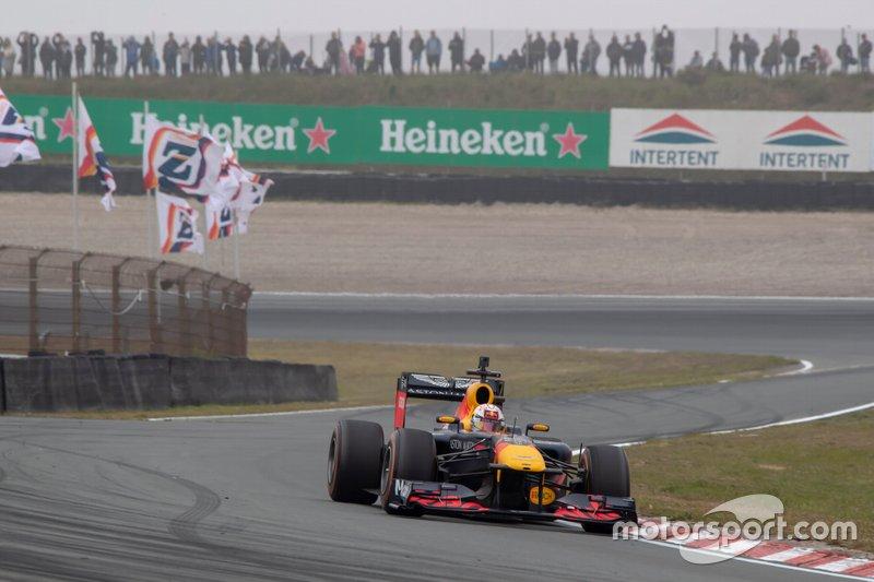 Red Bull Zandvoorti bemutató