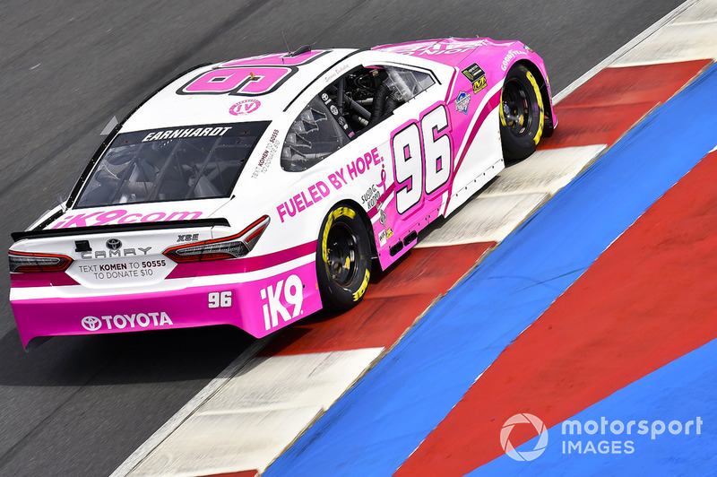 37. Jeffrey Earnhardt, Gaunt Brothers Racing, Toyota Camry American Soldier Network \ Xtreme Concepts