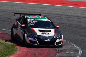 Antonio Jose Rodrigues, Honda Civic #27