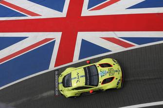 #95 Aston Martin Racing Aston Martin Vantage AMR: Marco Sorensen, Nicki Thiim, Darren Turner