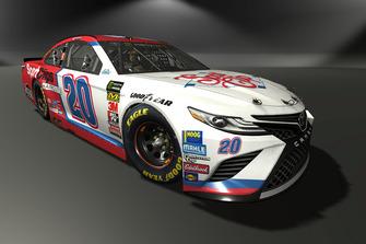 Erik Jones, Joe Gibbs Racing, Toyota Camry
