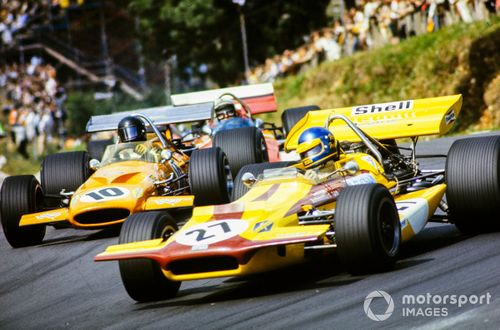 Colin Crabbe Racing