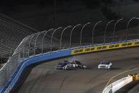 Crash: Christopher Bell, Kyle Busch Motorsports Toyota, Noah Gragson, Kyle Busch Motorsports Toyota